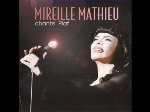Mireille Mathieu - La Foule [Chante Piaf 2012] [SUBTITLED]