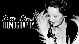Bette Davis | Filmography