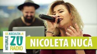 Nicoleta Nuca - Linistea (Live la Radio ZU)