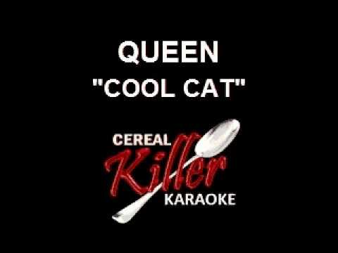 CKK-VR - Queen - Cool Cat (Karaoke)