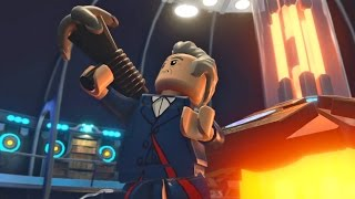 Official Lego Dimensions Trailer: Doctor Who