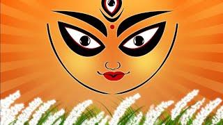 Subho Mahalaya whatsapp status video   New status video   Maa durga coming soon