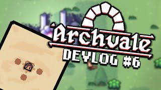 Archvale Devlog #6 - World Generation