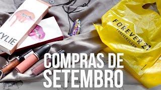 COMPRAS DE SETEMBRO