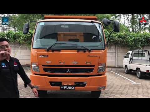 Review Mitsubishi Fuso Fighter