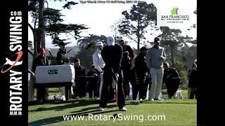 Tiger Woods Lag Secrets! 2012 Tiger Woods At&t Champion!