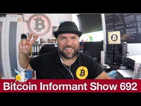 #692 Craig Wright muss Bitcoins an Kleiman abtreten, Binance Krypto Kredite & Dash Convention Europe