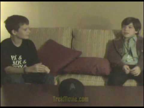 Trek4Kids Interview w/ Jacob Kogan (pt 2)