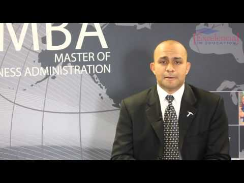 VOCES - Master of Business Administration Program at The University of Texas at El Paso