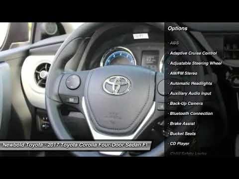 2017 Toyota Corolla Ou0027Fallon IL 170250
