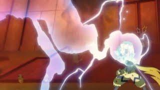Ash vs Zaroara Full Fight - Pokmon The Power Of Us - Pikachu
