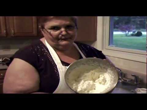 How To Make Blueberry Cobbler with Whipped Cream Part 2