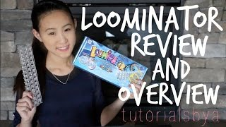 NEW Loominator Review / Overview / Unboxing Video | Rainbow Loom | TutorialsByA Thumbnail