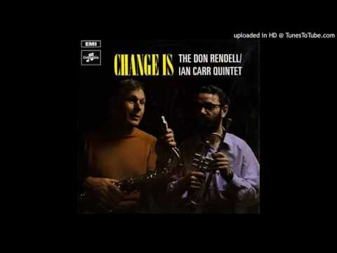 The Don Rendell Ian Carr Quintet  - Mirage