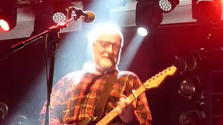 Bob Mould - The Descent/Thirty Dozen Roses - Electric Ballroom, Camden 14/3/19
