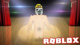 Naked In A Roblox Fashion Show