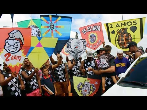 Festival de Pipas Granada sem Pino  Gigante no Céu
