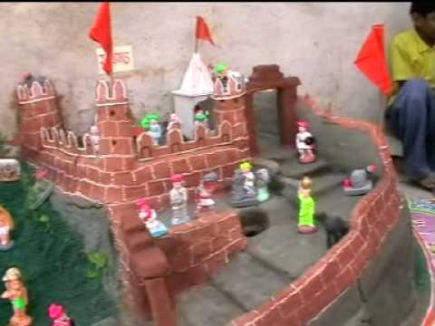 raigad fort made of mud by jayesh dipak phalak   youtube