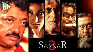 Ram gopal varma | full interview | sarkar 3 | amitabh bachchan | baahubali 2
