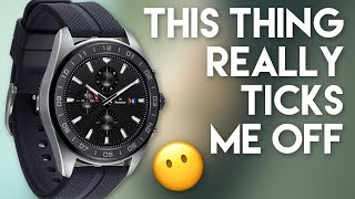We Need to Talk about the LG Watch W7...