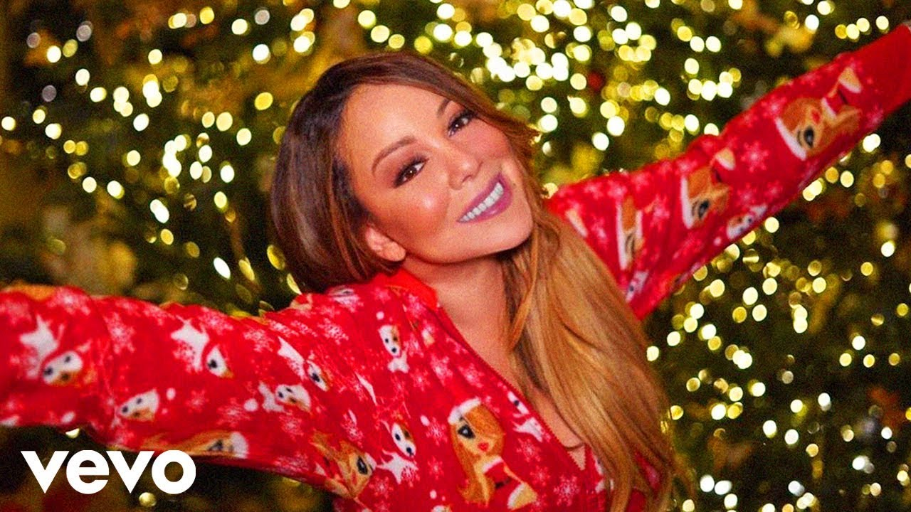 Mariah Carey - All I Want For Christmas Is You (25th Anniverary Video With Fans) - YouTube