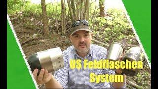 US Feldflaschen Trinksystem - Sinn oder Unsinn