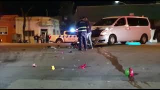 Choque entre una moto y una camioneta dejó un hombre muerto en ruta 5