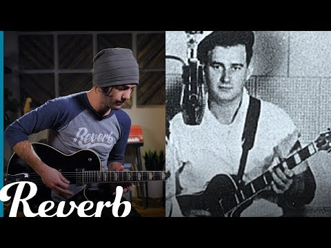 Cliff Gallups Rockabilly Guitar Solo in Gene Vincents Race with the Devil  Reverb Learn to Play
