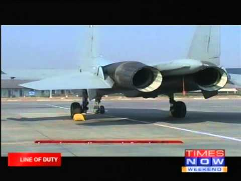 Line Of Duty IAF Sukhoi 1