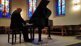 Casey Crosby in Concert - Evening Prayer