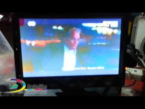 D Satellite สาธิตวิธีทำให้รับชมช่อง 3 และ 7 ได้ชั่วคราว กล่อง PSI TRUE TV