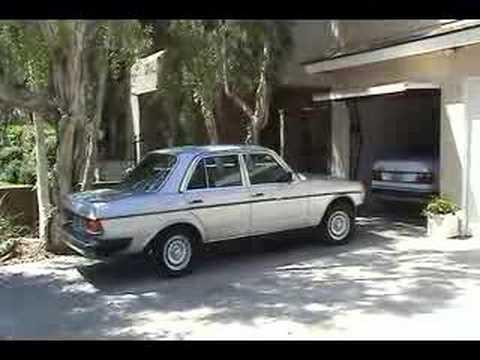 1982 mercedes benz 300d turbodiesel part 1 youtube for Mercedes benz 300d parts