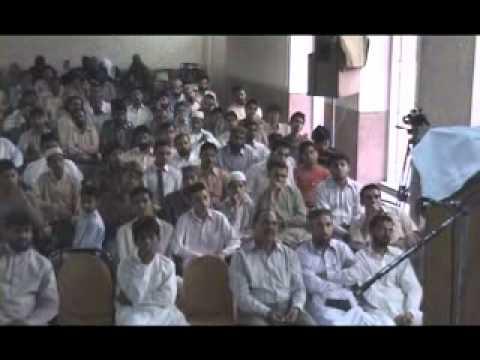 Allama Iqbal Day Seminar 7 Nov 2010 MSM...