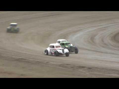 Dacotah Speedway INEX Legends Heats (6/2/17)