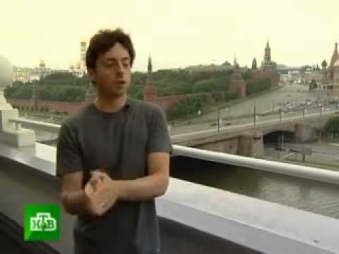 Interview with Sergey Brin by RT