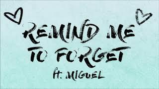 Kygo - Remind Me To Forget (Martin Haber Edit)