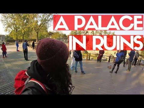 YUAN MING YUAN PARK | Beijing Travel Vlog 圆明园
