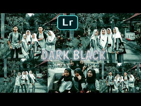 Cara edit foto dilightroom tema dark black ala anak ...