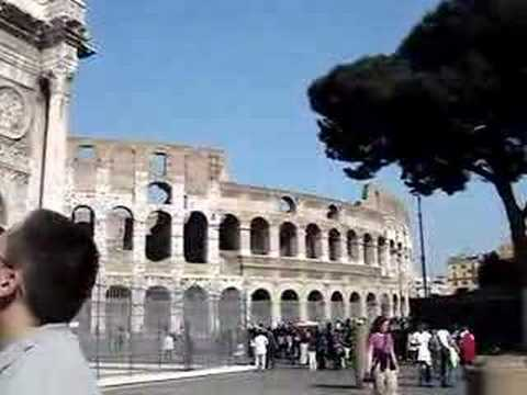 Italy: Arch of Constantine