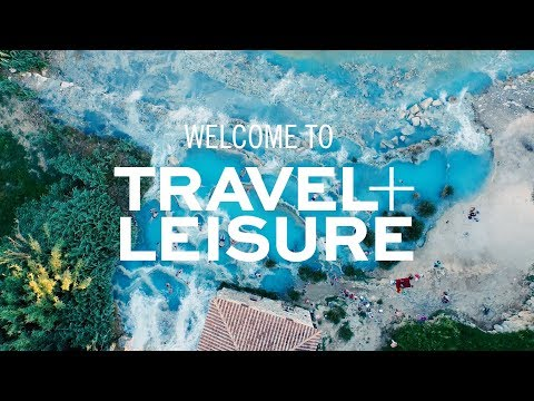 Welcome to Travel + Leisure on YouTube! thumbnail