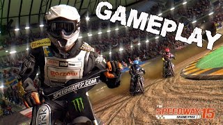 FIM Speedway Grand Prix 15 (PC HD) Gameplay