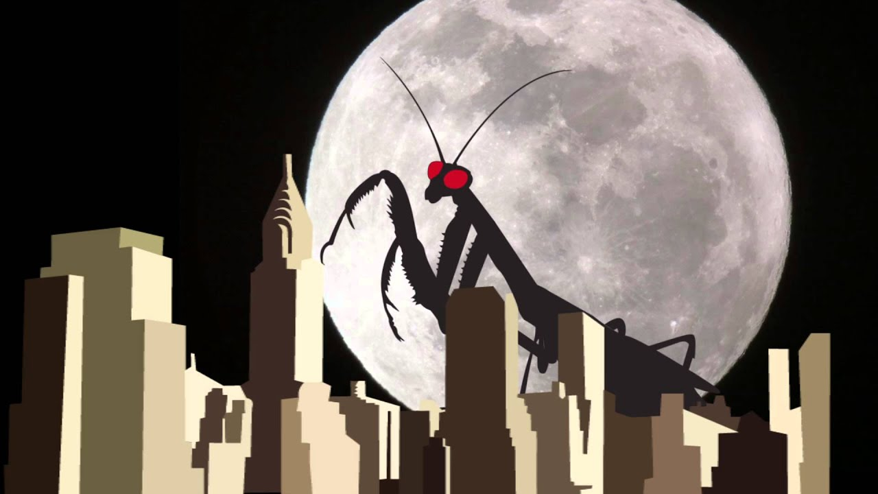 Invasion of the Space Mantids trailer