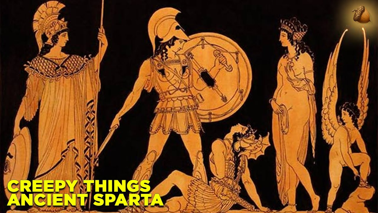 CREEPY Things That Were Normal in Ancient Sparta