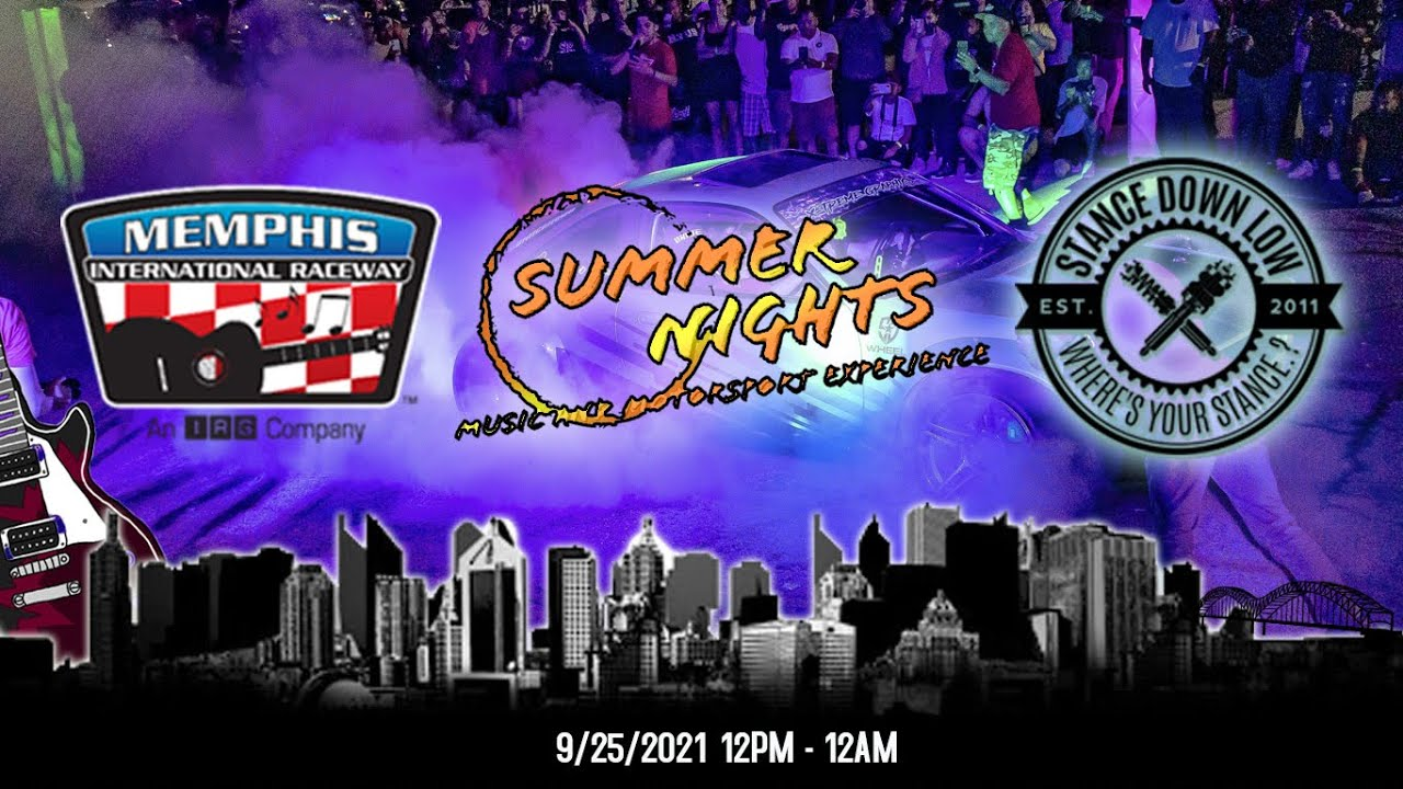 Summer Nights Music & Motorsports Experience