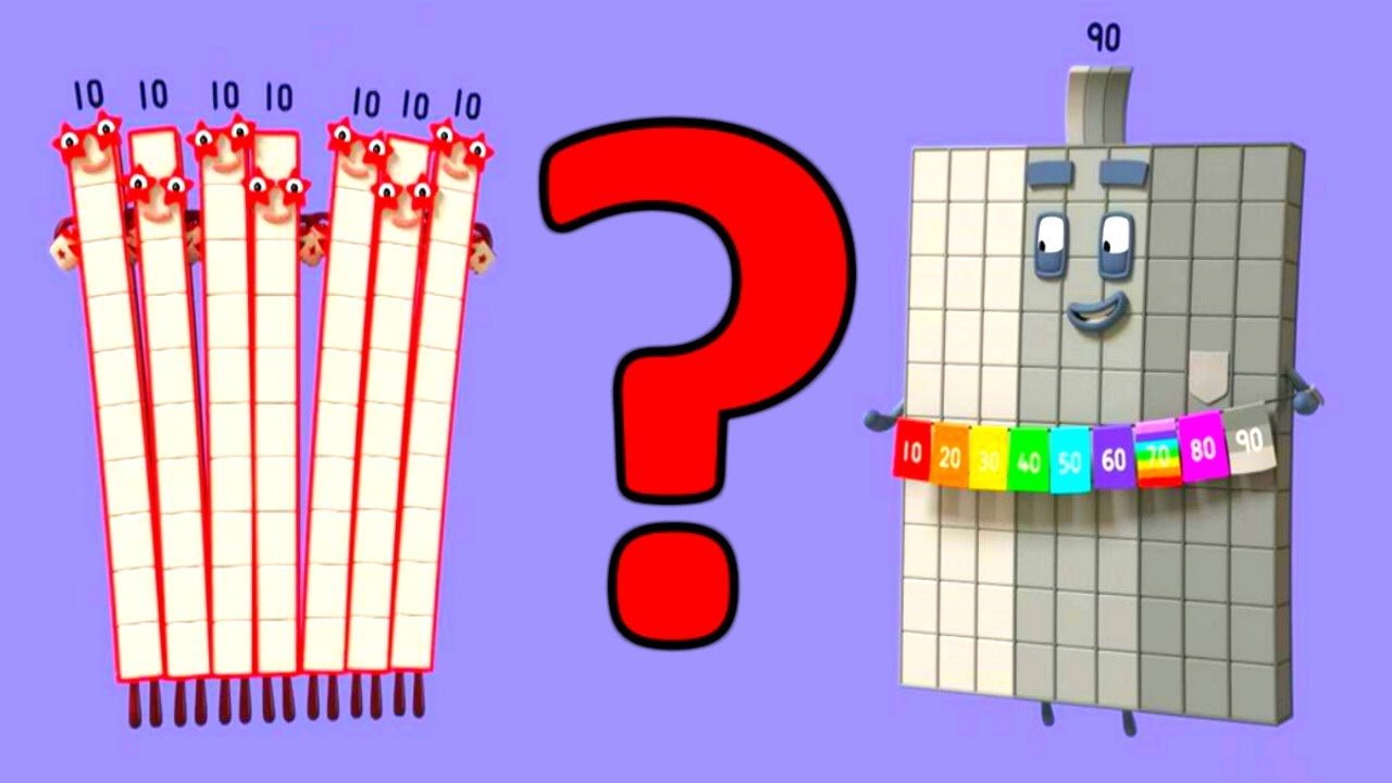 Whats The Difference Numberblocks New Roblox Video Youtube