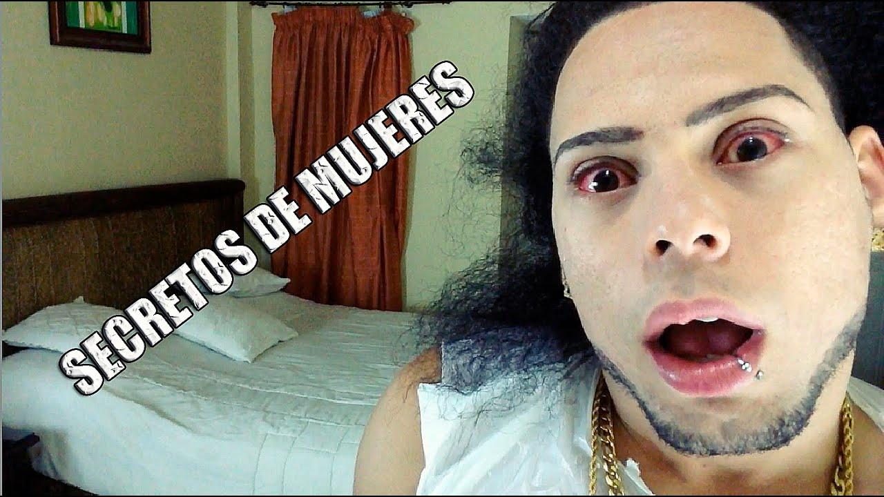 SECRETOS DE MUJERES - Carlos Montesquieu