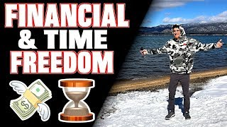Achieving Time Freedom & Financial Freedom as an Entrepreneur!!