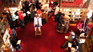 Harlem Shake at Cornell University (A.D. White Library) [HD]