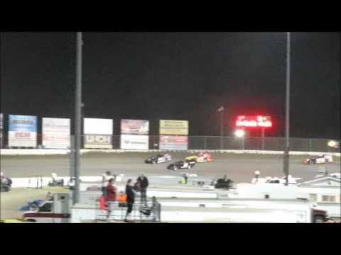 I 55 Raceway 5 23 2015 B Mod Feature Josh Russell #70