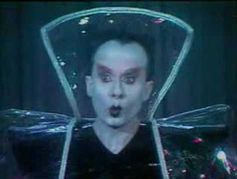 Klaus Nomi The Cold Song